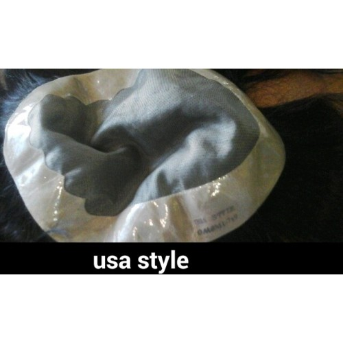 "Usa Style Men Hair Patch 10""x7"""